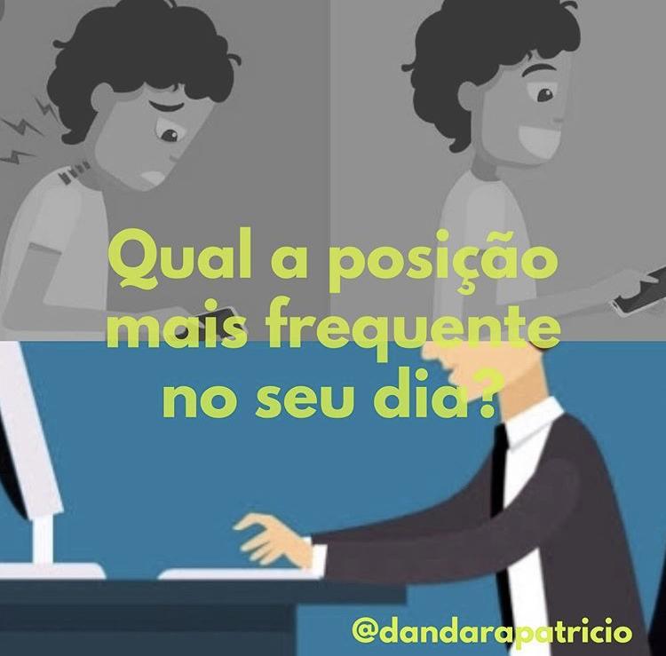 LESÕES POR ESFORÇO REPETITIVO!