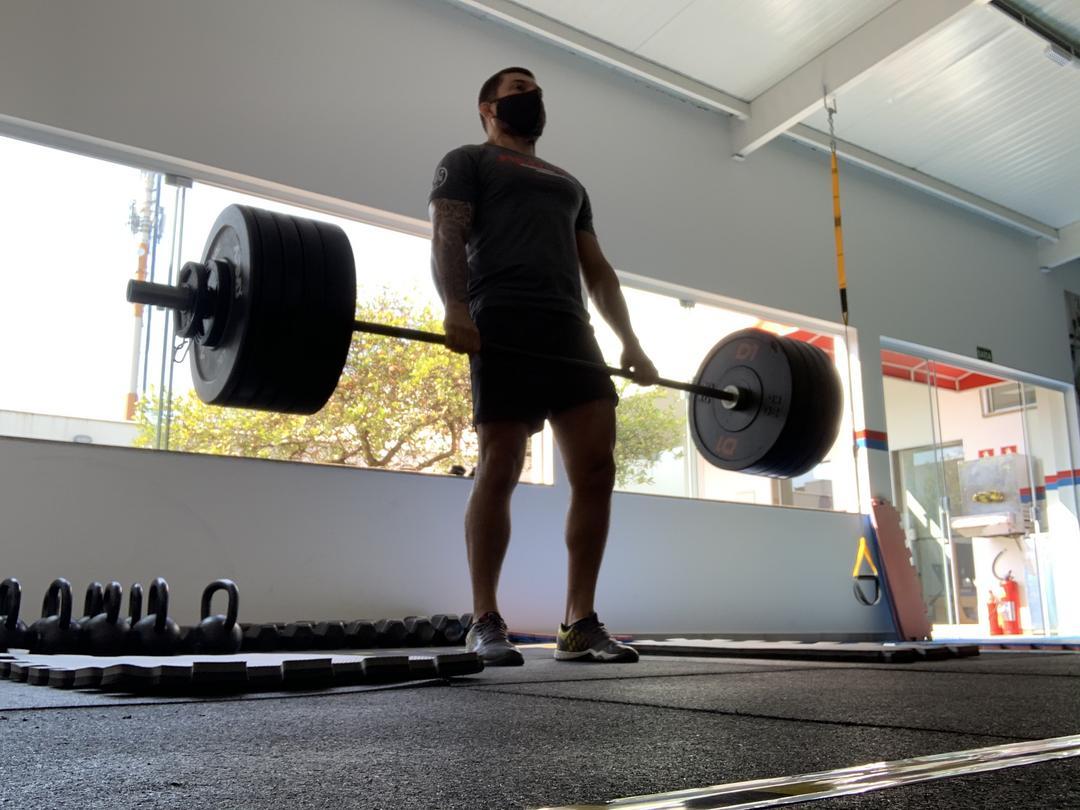 Porque treinar e ficar mais forte ?