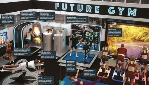 A academia do futuro é um momento, não um lugar.