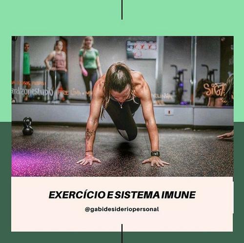 Exercício e Sistema Imune